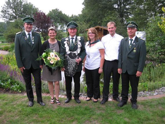Schuetzenfest-Koenigspaare-Ruesfort-2011